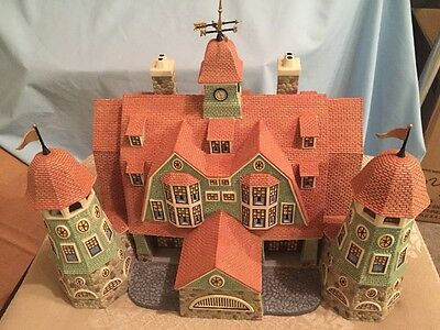 Dept 56 Seasons Bay *grandview Shores Hotel* 53300 Retired 2004 1St Edition