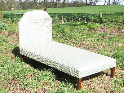 Vintage ' French' Single Bed base 6 ft long & 3ft wide