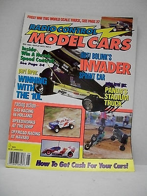 Radio Control Model Cars Magazine May 1993 Free Shipping 6 00