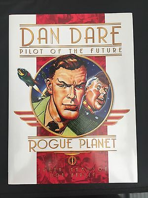 Dan Dare Rogue Planet