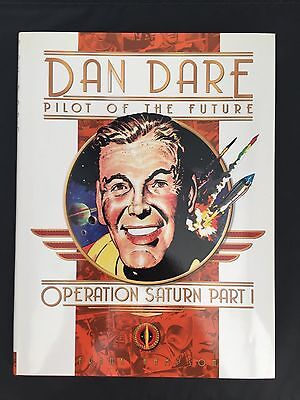 Dan Dare Operation Saturn Part 1