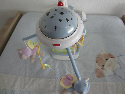 Fisher Price Traumbärchen Mobile 3in1