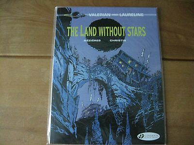 Valerian Volume 3: the Land Without Stars graphic novel - Cinebook + Mezieres