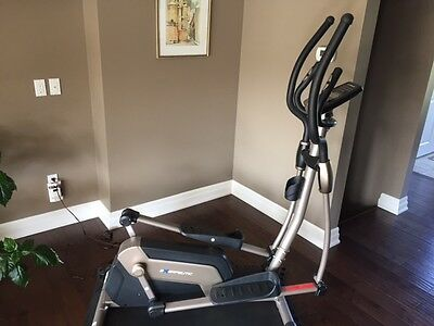 Exerpeutic Elliptical Trainer - Perfect Condition - Assembled, but not used