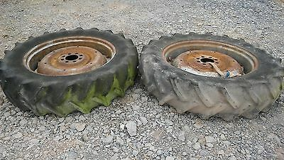 leyland tractor 272 tyres and wheels
