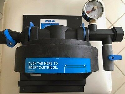 Commercial High Capacity Water Filtration System. New