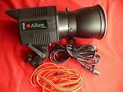 Norman Allure DP320 Monolight with slave capability built in