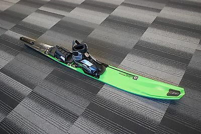 Radar 66 Vapor Lithium Slalom Ski with Vector Boot & Adjustable RTP