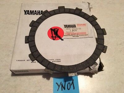 Yamaha 26H-16331-01 Vmax XVZ venture 1200 1300 disque embrayage , clutch plate