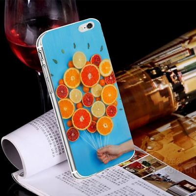 Creative Fruit Balloons Pattern Shockproof Thin TPU Case Cover for iPhone 7Plus