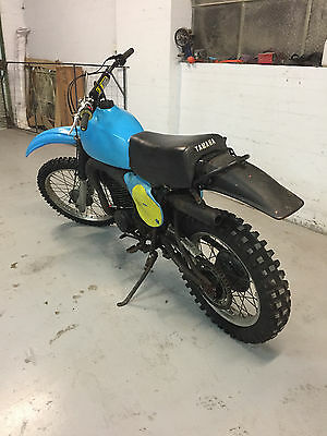 Yamaha IT400 1977 Vinduro VMX