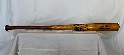 Kevin Bass Game Used Bat. Milwaukee Brewers / Vancouver Canadians