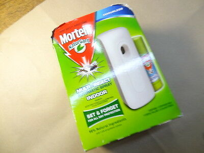 Mortein Indoor Multi Insect Automatic Spray - New in Box