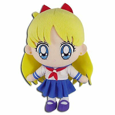 Great Eastern - Sailor Moon S - Minako (Sailor Venus) 8'' Plush (GE52044)
