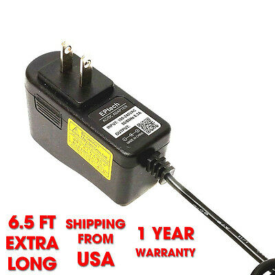 AC/DC Adapter For Murray MTD Troy 725-04329 Battery Charger Power Supply Cord