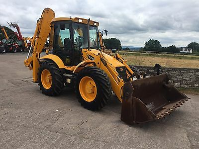 * Jcb 4Cx Contractor * Year 2003 * Full Spec Mint Condition * Low Hours *