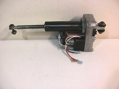 "14"" 120VAC Steampunk Art Heavy Duty Foward / Reverse Up / Down Lift Actuator"