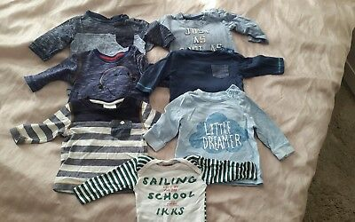 baby boy bundle 0-3 m