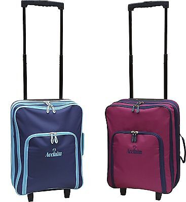 ACCLAIM St Andrews Bowls Bowlers Bowling Trolley Bag & Waterproof Bag Cover