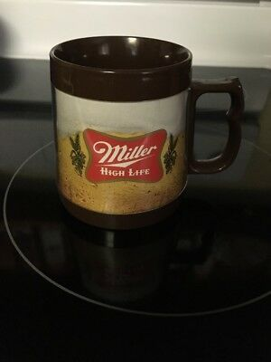 Vintage Miller High Life Thermo Serve Beer Mug - Neat!