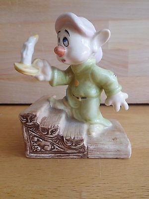 Royal Doulton Disney Collection Sw17 - Dopey By Candlelight