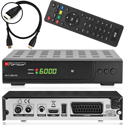 comag dkr50 digitaler hd kabel receiver pvr ready hdtv dvb c time shift eur 39 90. Black Bedroom Furniture Sets. Home Design Ideas