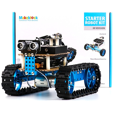 Makeblock DIY Starter Robot kit,  Premium Quality,  STEM Education,  Arduino