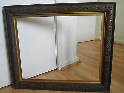 Beautiful 19th Century Carved Wooden - Stylised Frame for Picture - Painting