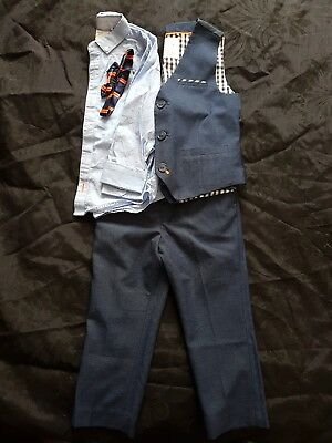 Next Boys Wedding Smart Suit Occasions Outfit