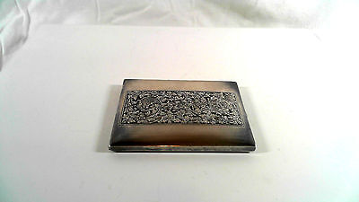 Molnar Sterling Silver Card Case Denmark