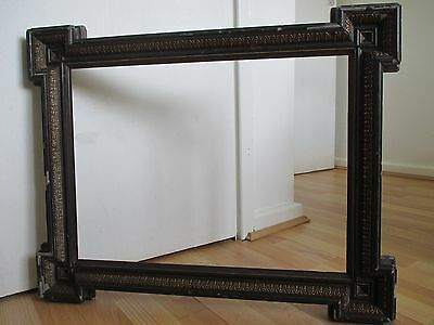Beautiful 19th Century Gothic Revival - Stylised Frame for Picture - Painting
