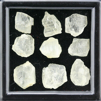 40 mm Natural  Pargasite Crystal Box ( Untreated ) Mogok / S3126