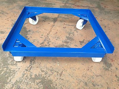 Euro Container Dolly Wheels Bin Trolley Call For Details Bespoke See Other Items