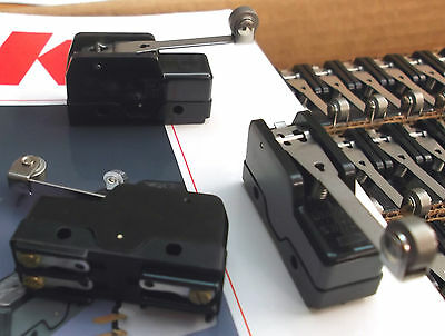 Micro Switch 20Amp C/O 20 Amps Roller Lever Precision Microswitch 2HBA1 x1pc