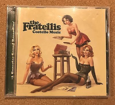 CD The fratellis - Costello music