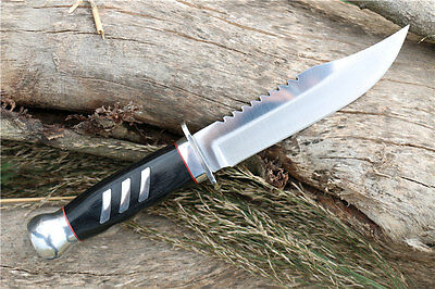 Couteau de Chasse Columbia à Lame Fixe - Columbia Hunting Knife with Fixed Blade