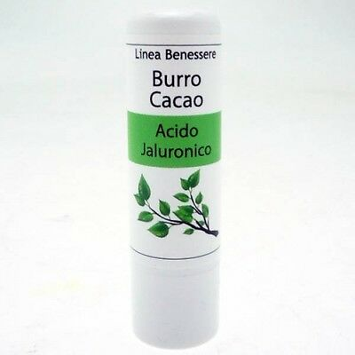 Burrocacao all'Acido Jaluronico - Ialuronico Stick Idradante labbra - 4,5ml Teos