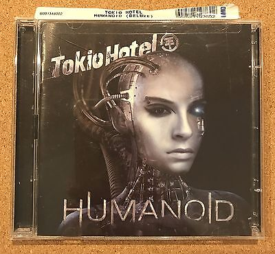 2 CD Tokio hotel - Humanoid (deluxe) USA Edition