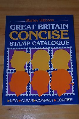 Weeda Literature: SG GB Concise catalogue, First edition 1986 VF condition