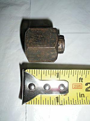 """BOSCH 1613EVS 1/4"""" Collet & Nut for Plunge Router"""