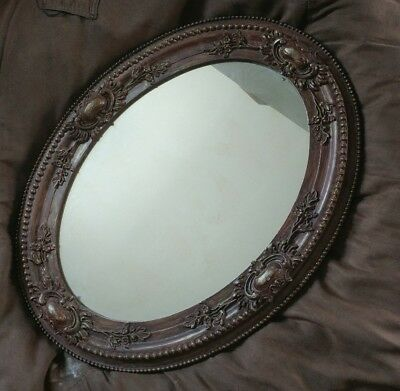 very rare old mirror 18th century possibly maybe older? Possibly haunted?