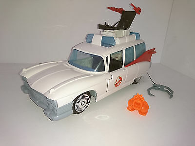 Kenner Ghostbusters Vintage Ecto-1 Ambulance Car 100% Complete Superb Condition