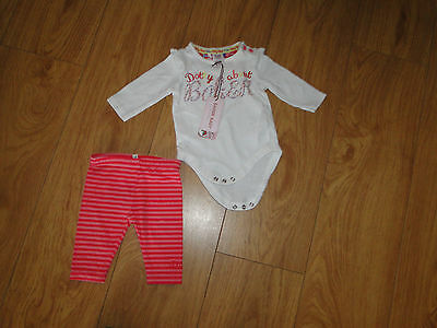 Ted Baker baby girls outfit age 0 to 3 months