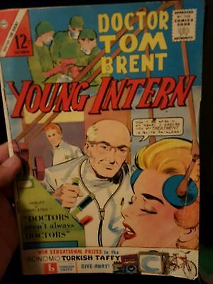 Doctor Tom Brent (Young Intern) 1963