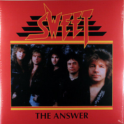 Sweet - The Answer (Limited Edition 2 x  Vinyl LP) New & Sealed