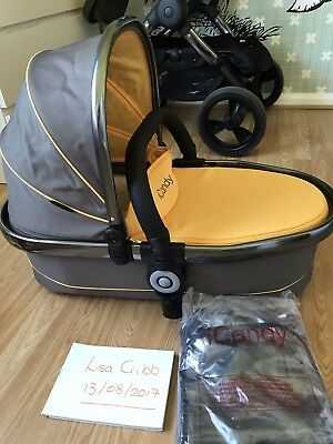 iCandy Peach Blossom/Lower Carrycot Honeycomb