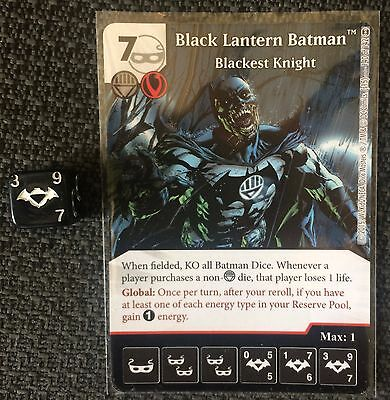 War of Light #053 Lantern Ring Not Just Jewelry DC Dice Masters