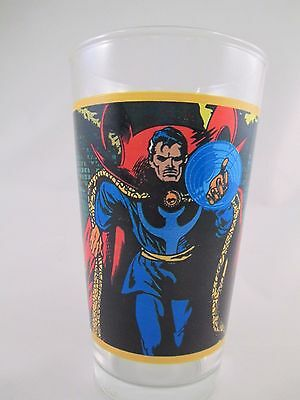 Dr. Strange (casting) ~ Marvel Comics ~ New 16 oz. Drinking Glass by ICUP