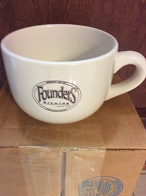 NEW Founders Brewing Breakfast Stout COFFEE MUG Cup - Michigan  Craft Beer Merch