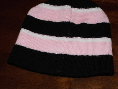 Infant/Toddler Girls Reversible knit hat